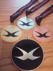 2016 whistlekick martial arts showdown medals