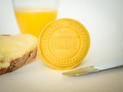 Pâte à modeler artisanale, Tartine au miel - Tournebidouille