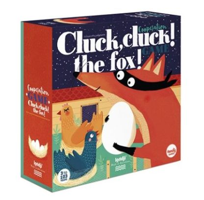 Cluck cluck the fox