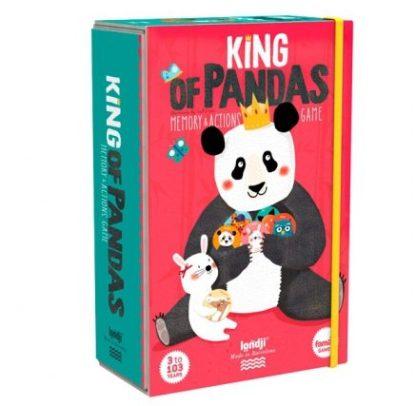 King of pandas
