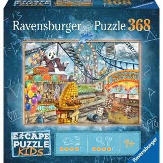 Escape puzzle kids Parc d'attractions-Tournebidouille