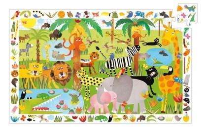 La Jungle - cherche et trouve-Tournebidouille