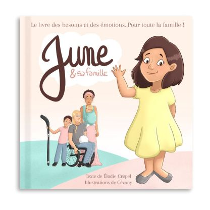 June et sa famille-Tournebidouille