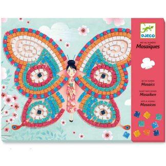 Mosaïques - Papillon