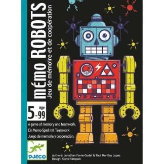Mémo Robots