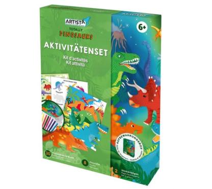 Kit d'activités dinosaure