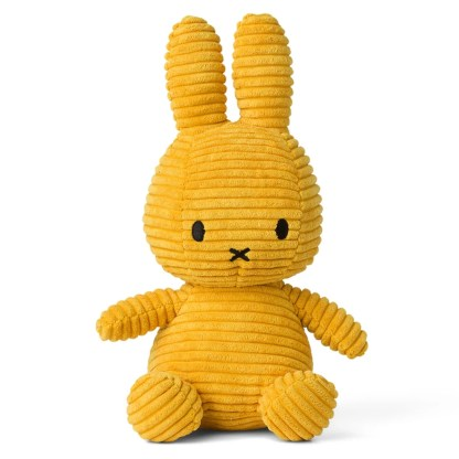 Miffy 23cm - moutarde