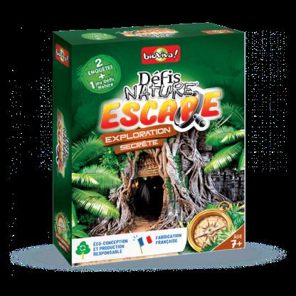 Escape exploration secrète