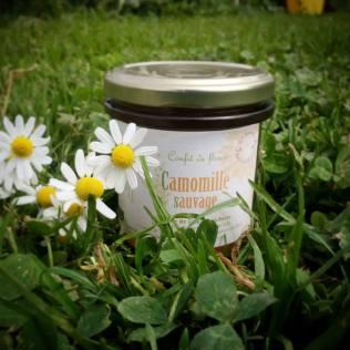 Confit de camomille sauvage : cette gelée fleurie au délicieux goût de miel vous ravira les papilles !