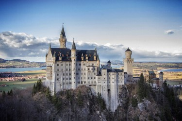 12 Magnificent Fairytale Castles around the World with Map & Photos Touropia