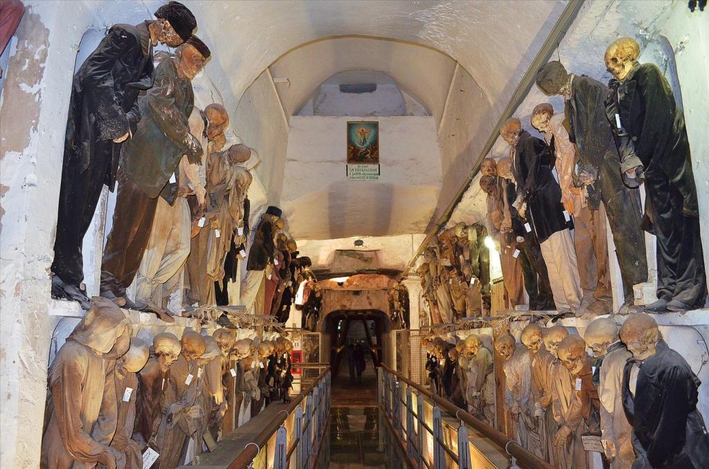 мумии Палермо