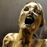 экспонат музея мумий