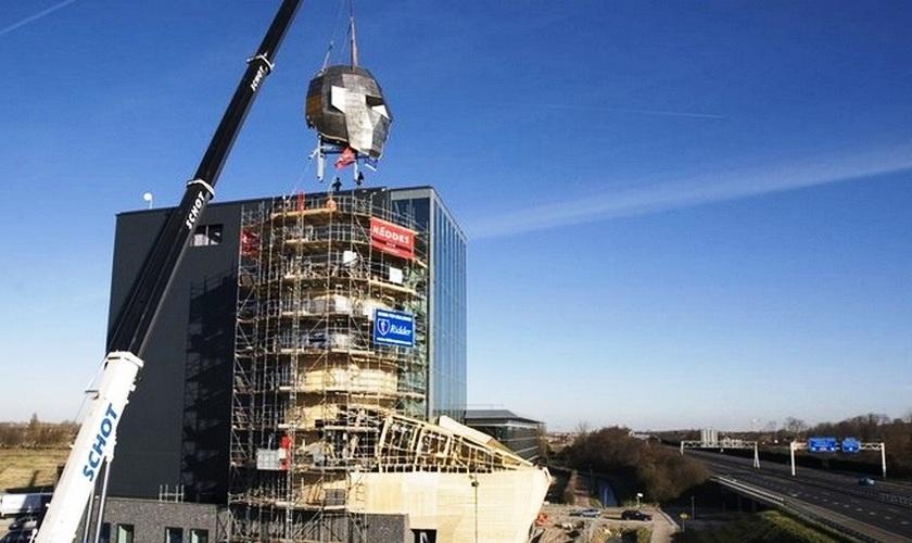 строительство музея тела