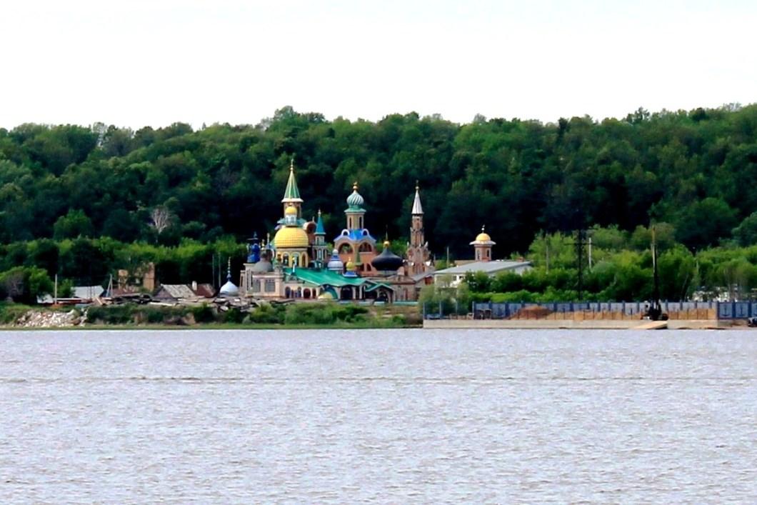 панорама вселенского храма