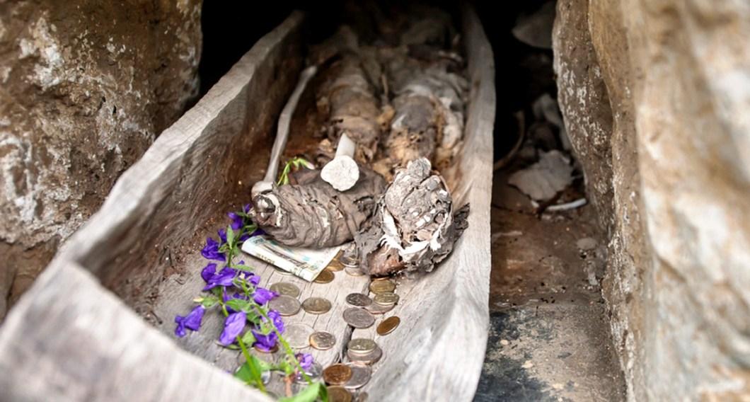мумия даргавса