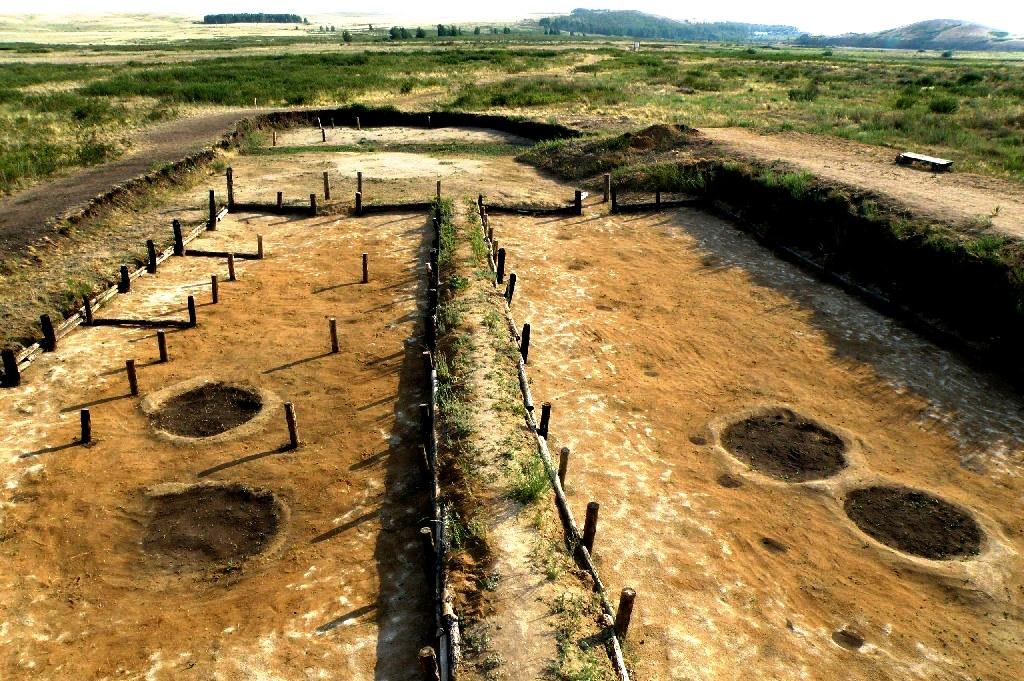 археология аркаима