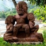 статуя нуку-хива