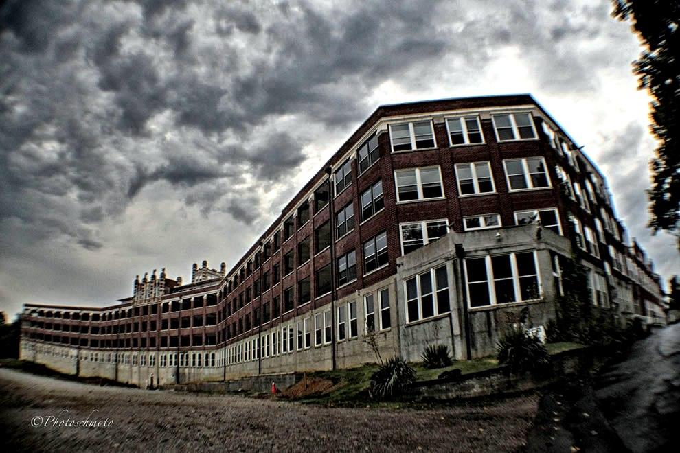 здание Уэйверли Хиллс