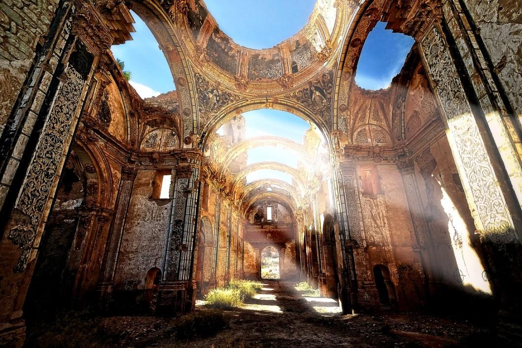 руины храма Бельчите