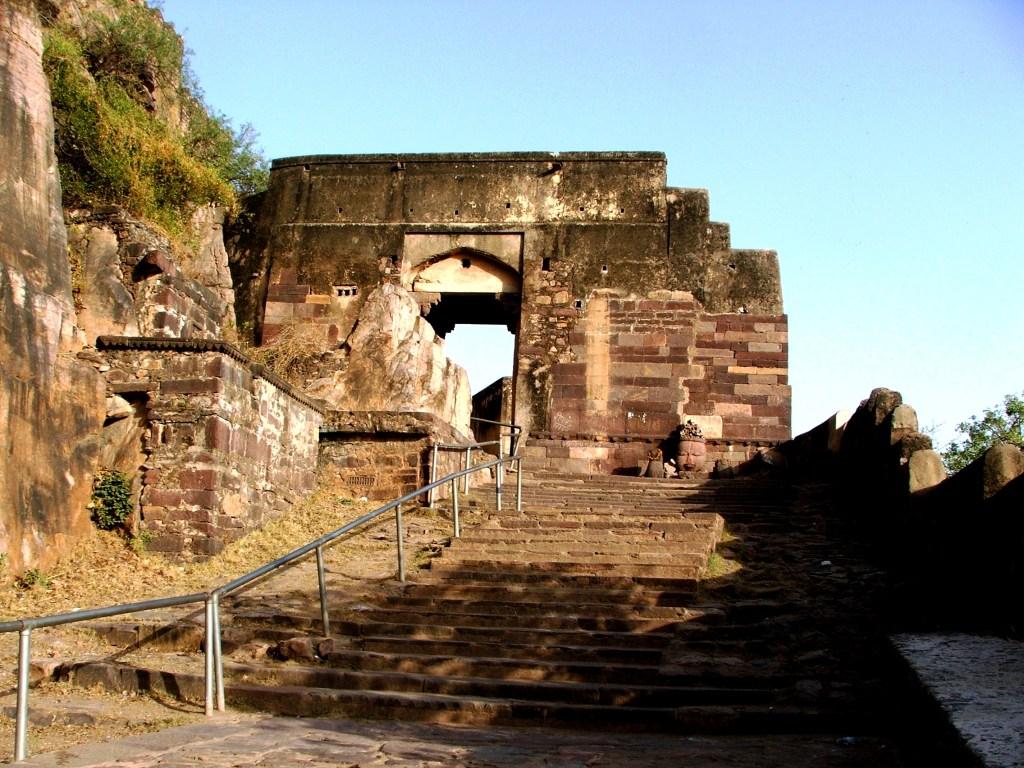 ворота рантхамбора