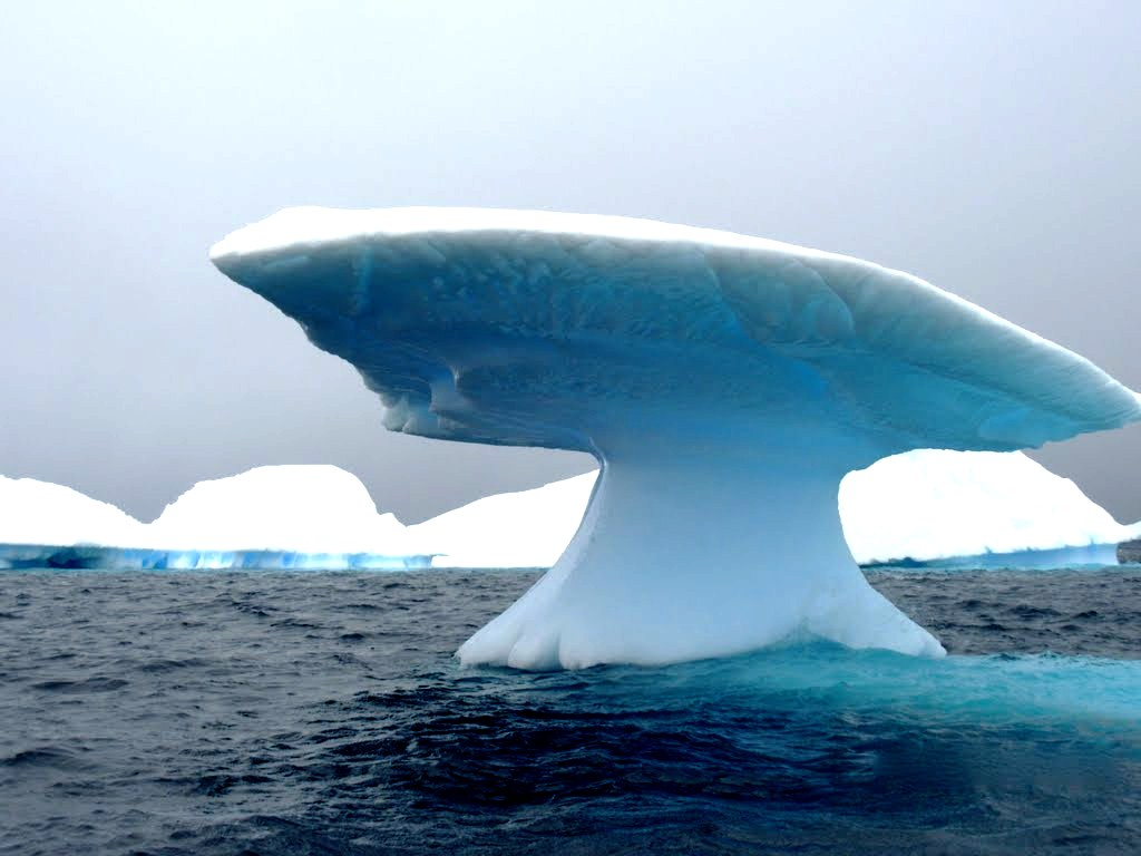 гребневидный ледник