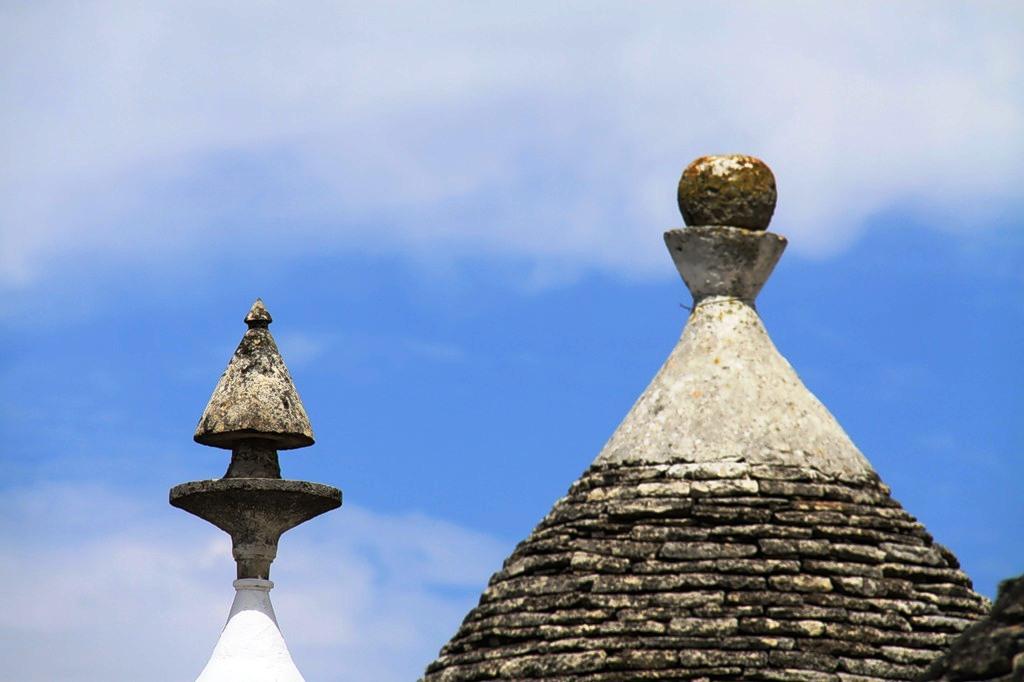 крыши трулли