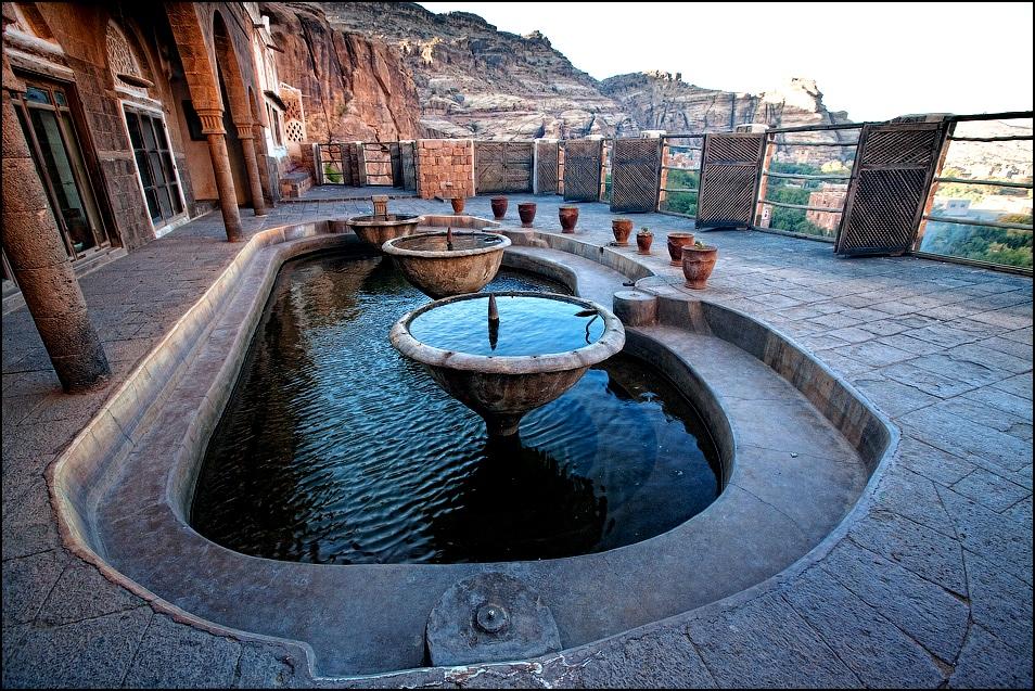 фонтан аль-хаджара