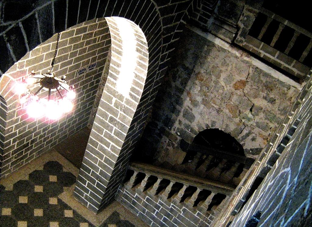 подвал собора лас-лахас