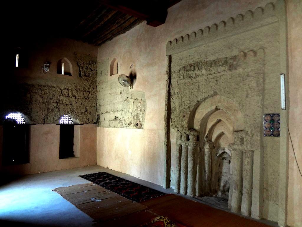 залы форта бахла