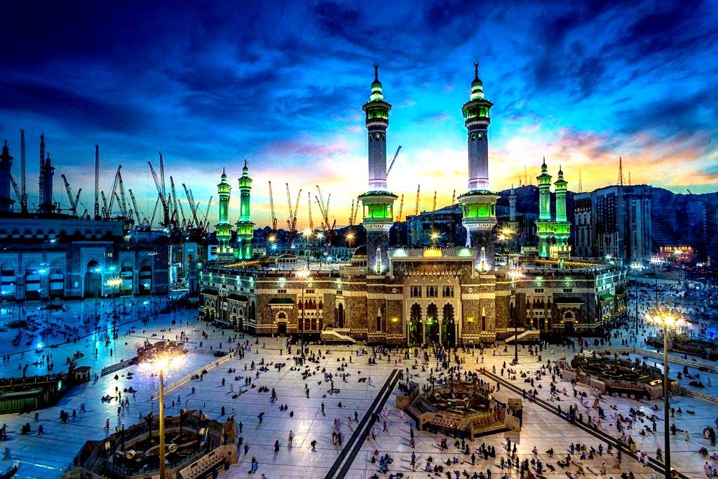 запретная мечеть