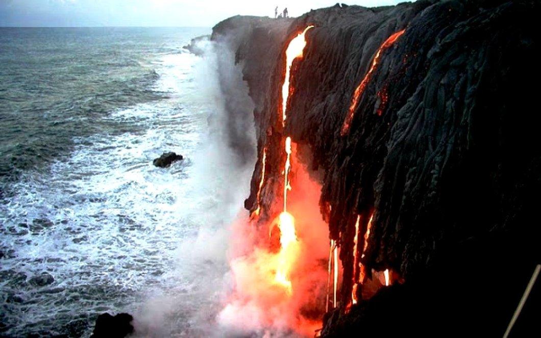 вода и огонь