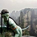 статуя аватара