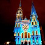 цвета шартрского собора