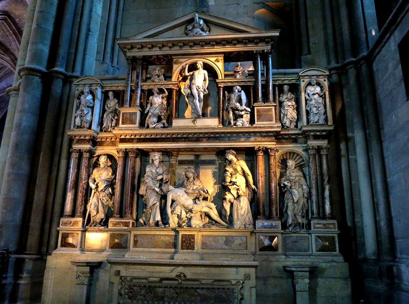 алтарь реймсского собора