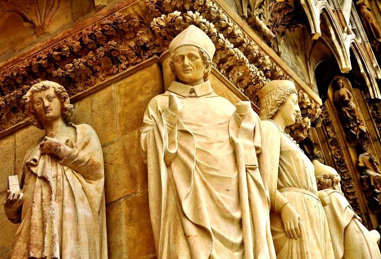 епископы реймсского собора
