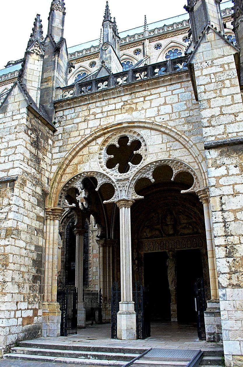 украшения буржского собора