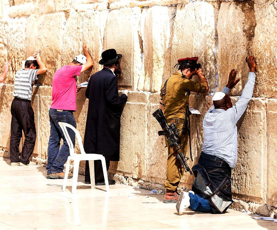 евреи паломники