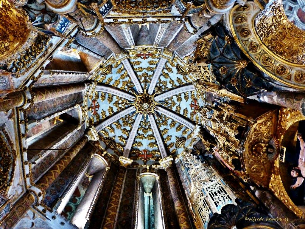 купол церкви тамплиеров