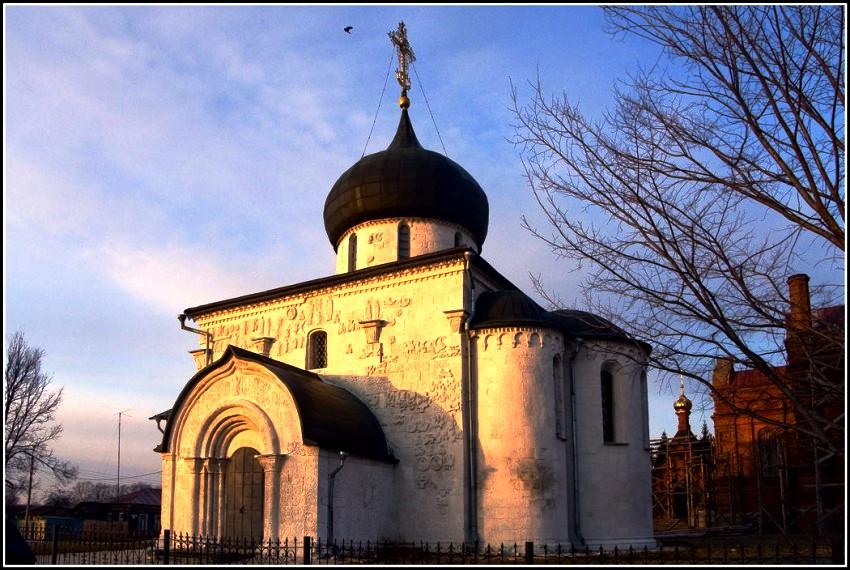 панорама георгиевского собора