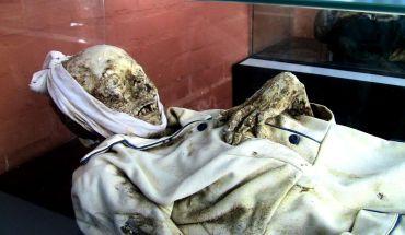 мумия сан-бернардо