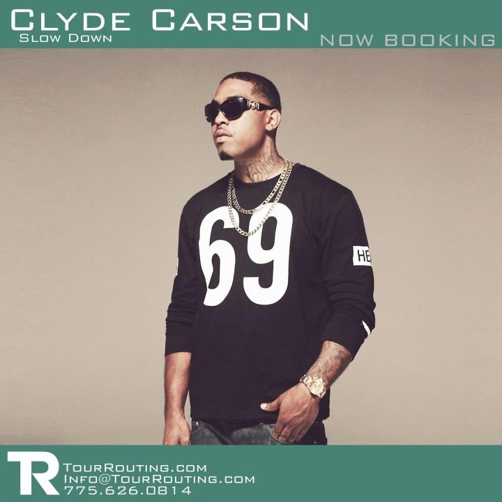 Clyde Carson - TourRouting Dot Com