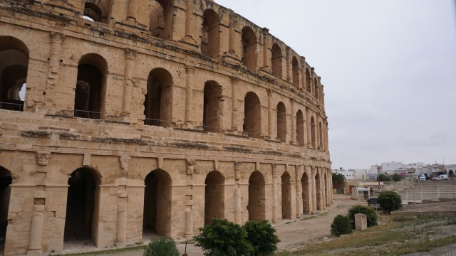 Paquete turístico a Túnez