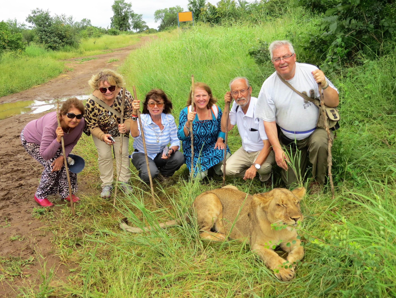 Paquetes turísticos a África