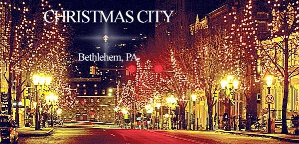 Tour Christmas in Bethlehem in Bethlehem Pennsylvania