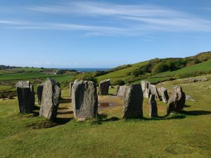 Culture and Heritage Meets Wildlife at Drombeg Stone Circle