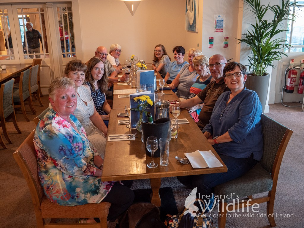 Discover Wildlife Weekend Guests