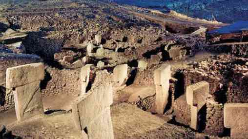 Gobeklitepe Excavation Area