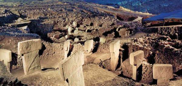 Gobeklitepe Excavation Area