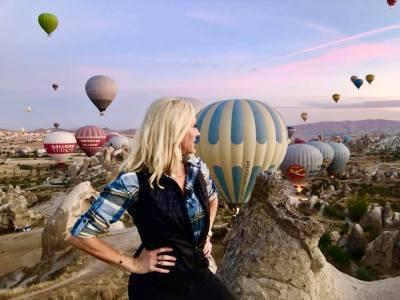 Hot Air Balloon Tours in Cappadocia, Turkey