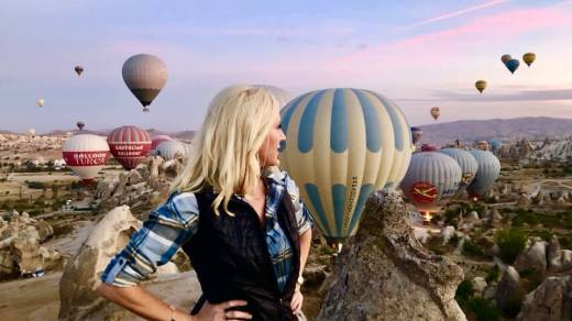 Balloon Flights Over Cappadocia